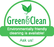 green cleaning service in NYC