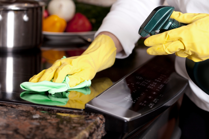 How the cleaning is held and what do you receive as a result? Cleaning Service in  Manhattan