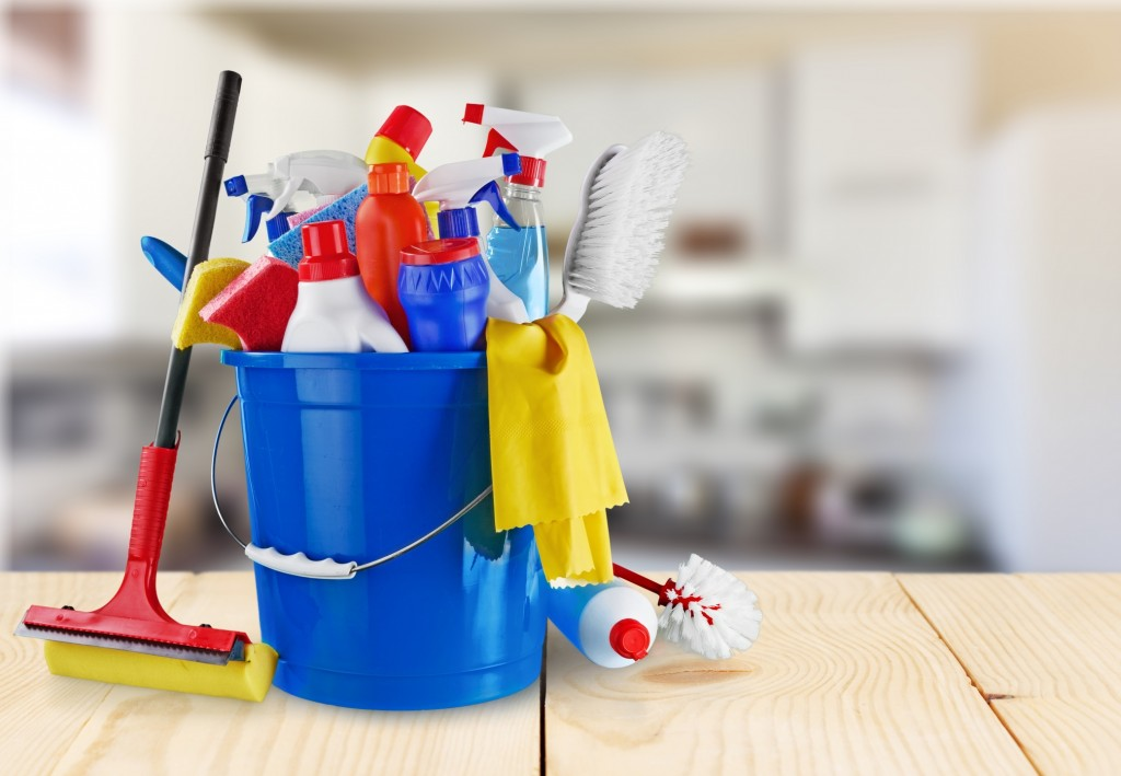 post construction cleaning features
