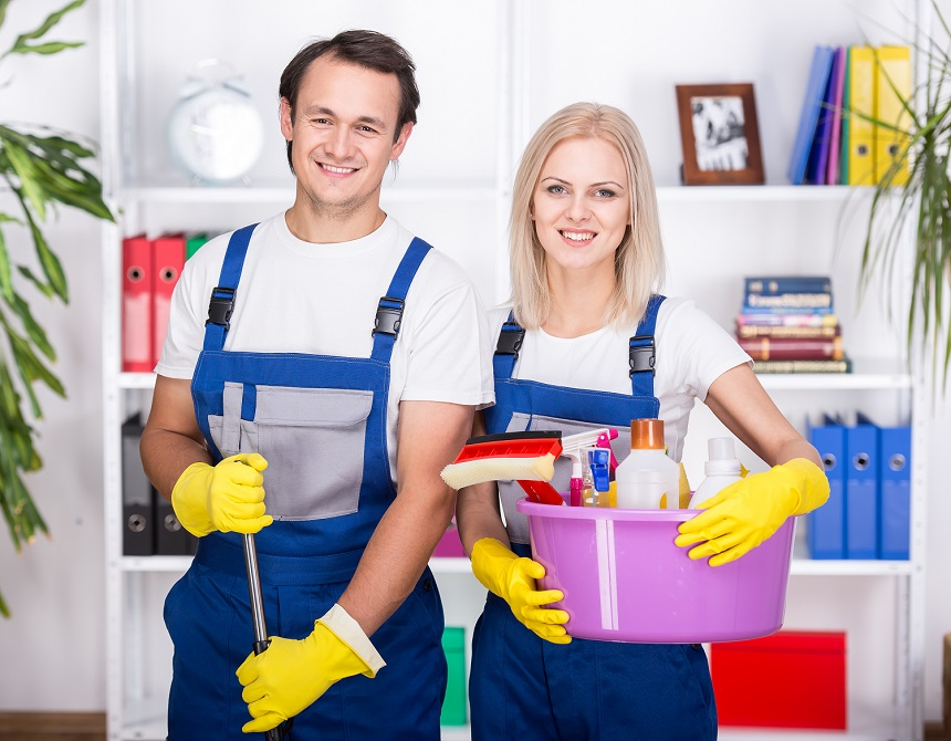 Cleaning services in NYC on guard of your apartment's