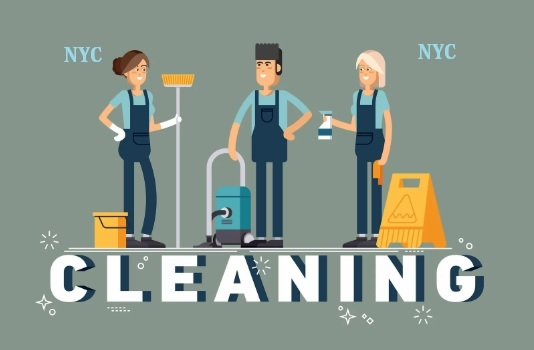 Why our cleaning company NYC is the best choice for your business premises?