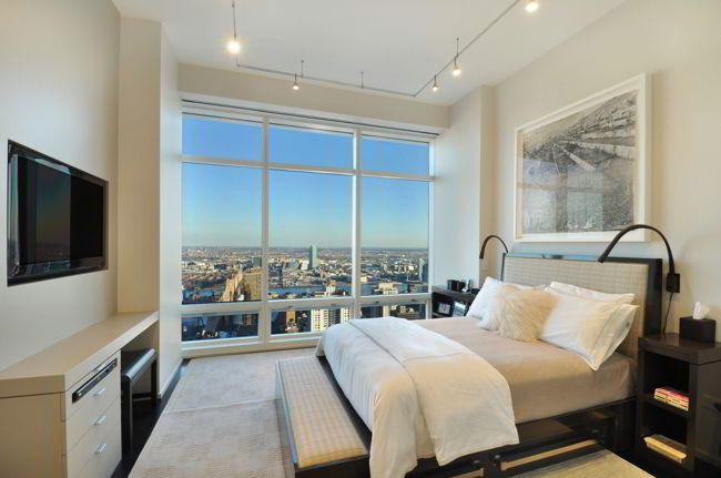 bedroom cleaning by Luxury Cleaning NY