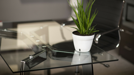 Clean Your Glass Tables with Glass Cleaner Tip by cleaning service Manhattan - Luxury Cleaning NY