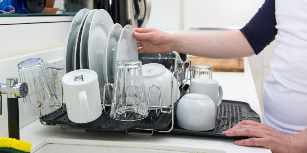 Do all the dishes