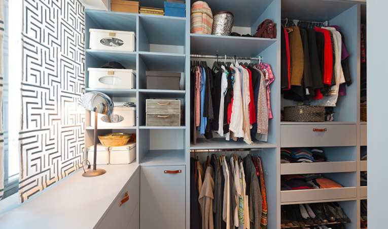 Organize All of the Clothes in your Bedroom