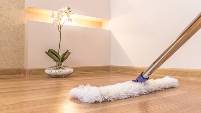 Housekeeping services NYC process