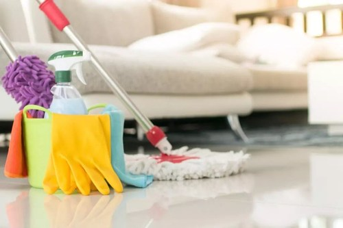 Housekeeping services NYC Luxury Cleaning of apartment