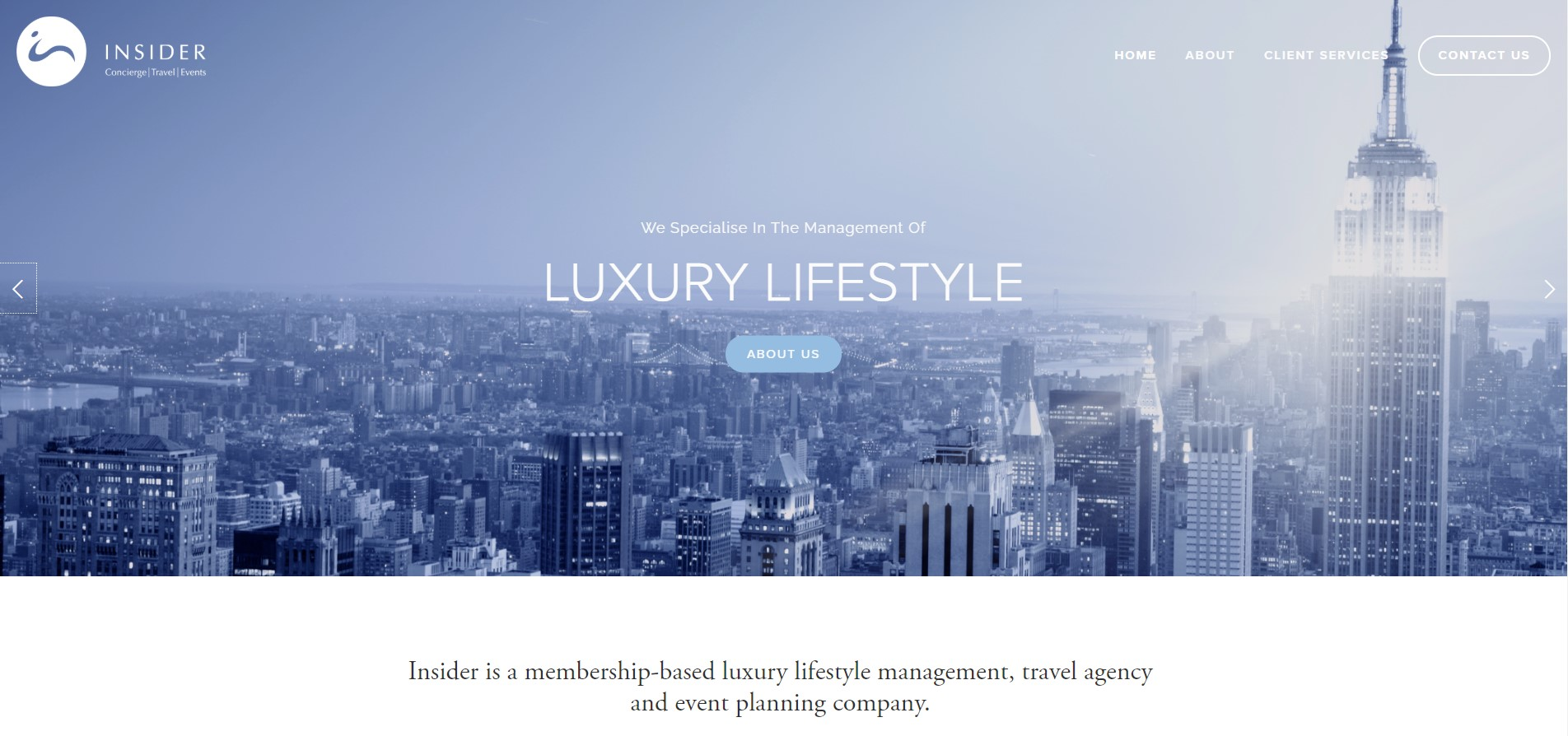 lifestyle management NYC Insider