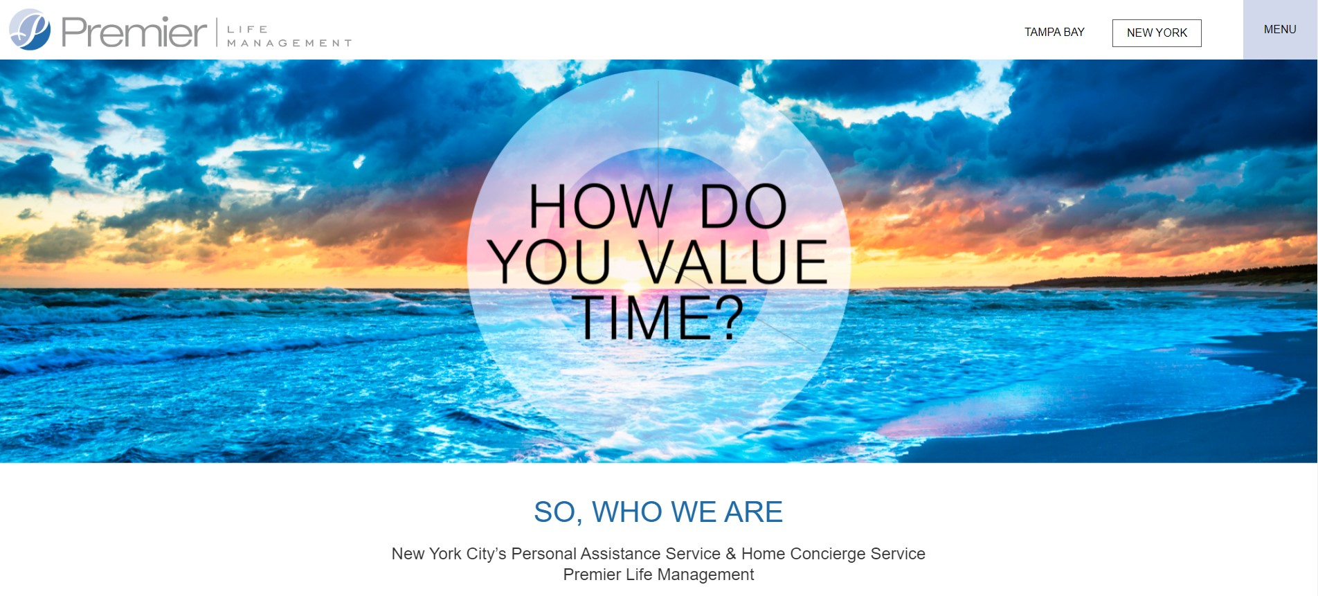lifestyle management NYC primiere Management