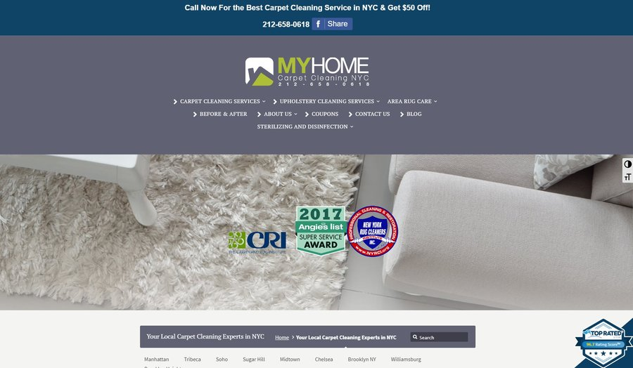 organic carpet cleaning nyc