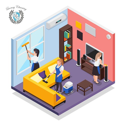 Apartment Cleaning Services in NYC by Luxury Cleaning NY