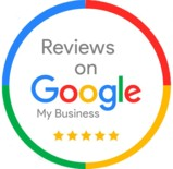 Luxury Cleaning NY Google Reviews Badge