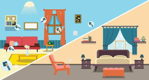 Why our company recommends choosing house cleaning vs deep cleaning.