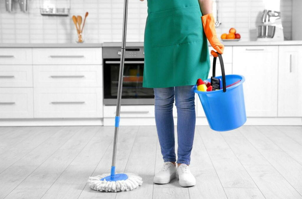 regular house cleaning vs deep cleaning