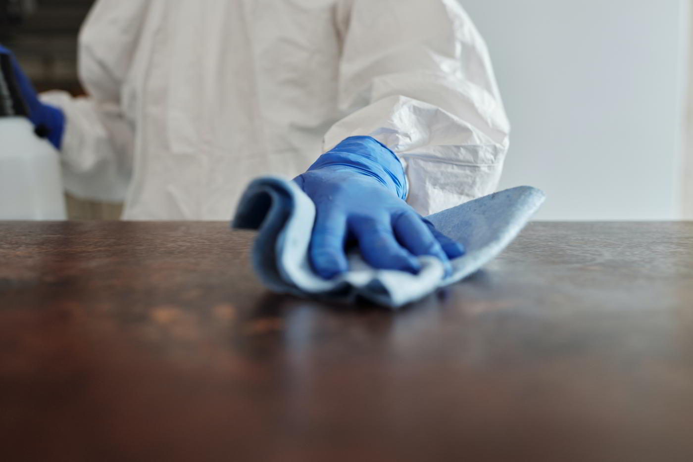 specific features of move out cleaning