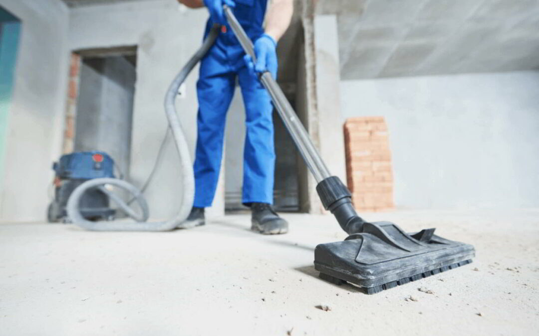 Post-construction cleaning: The Ultimate Guide